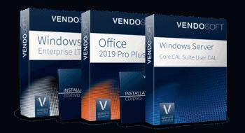 Angebot des Monats Microsoft Lizenzen von VENDOSOFT