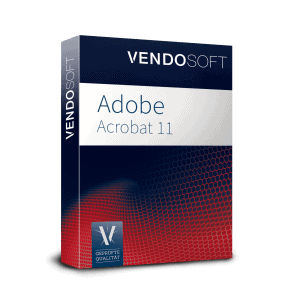 Adobe Acrobat 11 Standard gebraucht