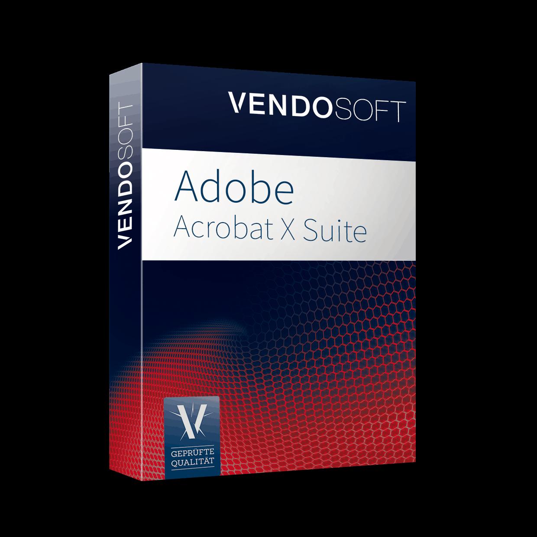 Adobe-Acrobat-X-Suite