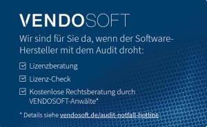 Audit-Notfall-Hotline-VENDOSOFT
