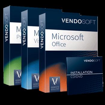 Microsoft Büroanwendungen - Gebrauchte Software Lizenzen