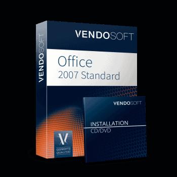 Microsoft Office 2007 Standard gebraucht