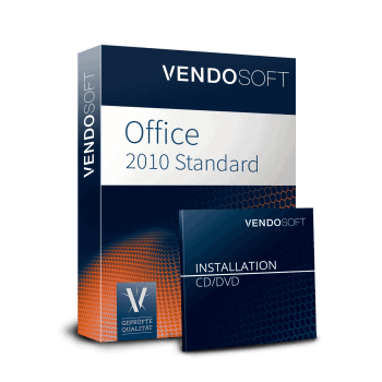 Microsoft Office 2010 Standard gebraucht