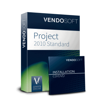 Microsoft Project 2010 Standard gebraucht