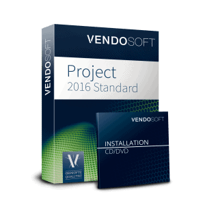 Microsoft Project 2016 Standard gebraucht