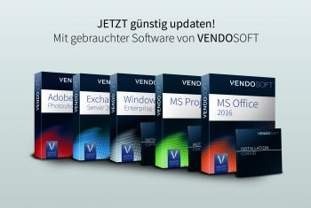 Auslaufende Software günstig upgraden