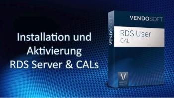 RDS Lizenzserver Installation