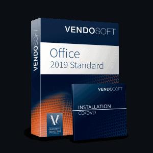 Microsoft Office 2019 Standard neu