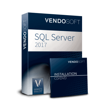 Microsoft SQL Server 2017 Enterprise CORE gebraucht