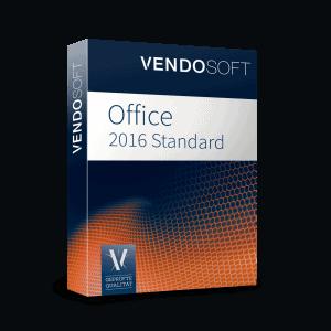 Microsoft Office 2016 Standard gebraucht