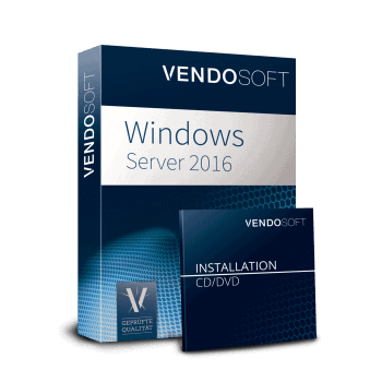 Microsoft Windows Server 2016 Standard 16 Core gebraucht
